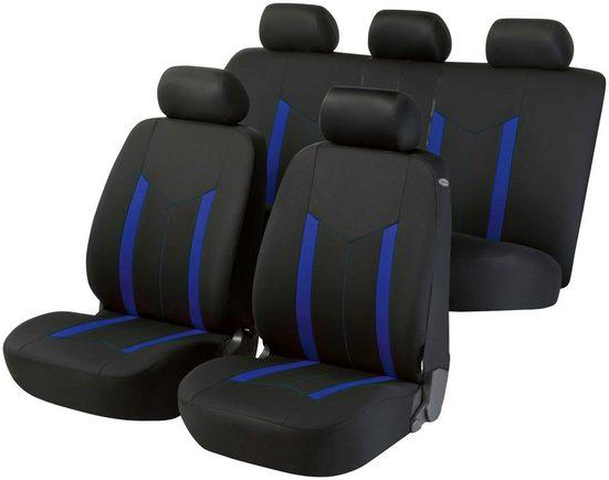 WALSER Set: Autositzbezug »ZIPP-IT Basic Hastings «, mit Reißverschluss-System