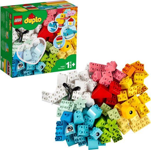LEGO® Konstruktionsspielsteine »Mein erster Bauspaß (10909), LEGO® DUPLO®«, (80 St), Made in Europe