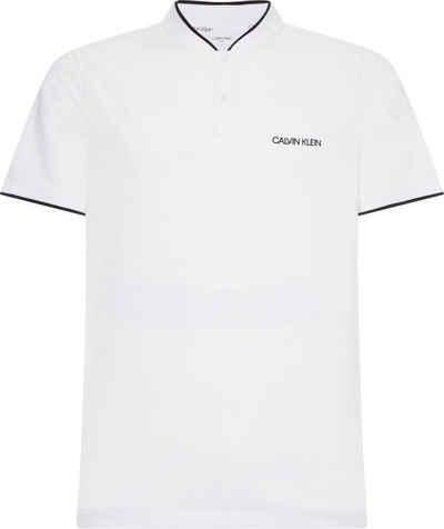 Calvin Klein Poloshirt »Stehkragen«