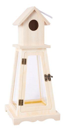 VBS Dekoobjekt »Leuchtturm Stormlight«, 36 cm hoch