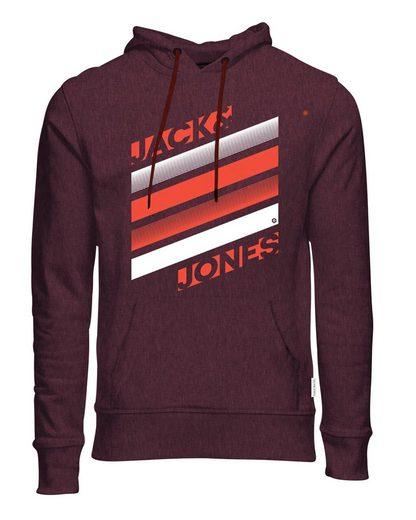 Jack & Jones Kapuzensweatshirt »BRASS SWEAT HOOD«
