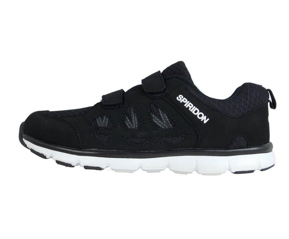 Brütting Sneaker mit hochwertiger CME-Sohle »SPIRIDON FIT V« in SCHWARZ/WEISS