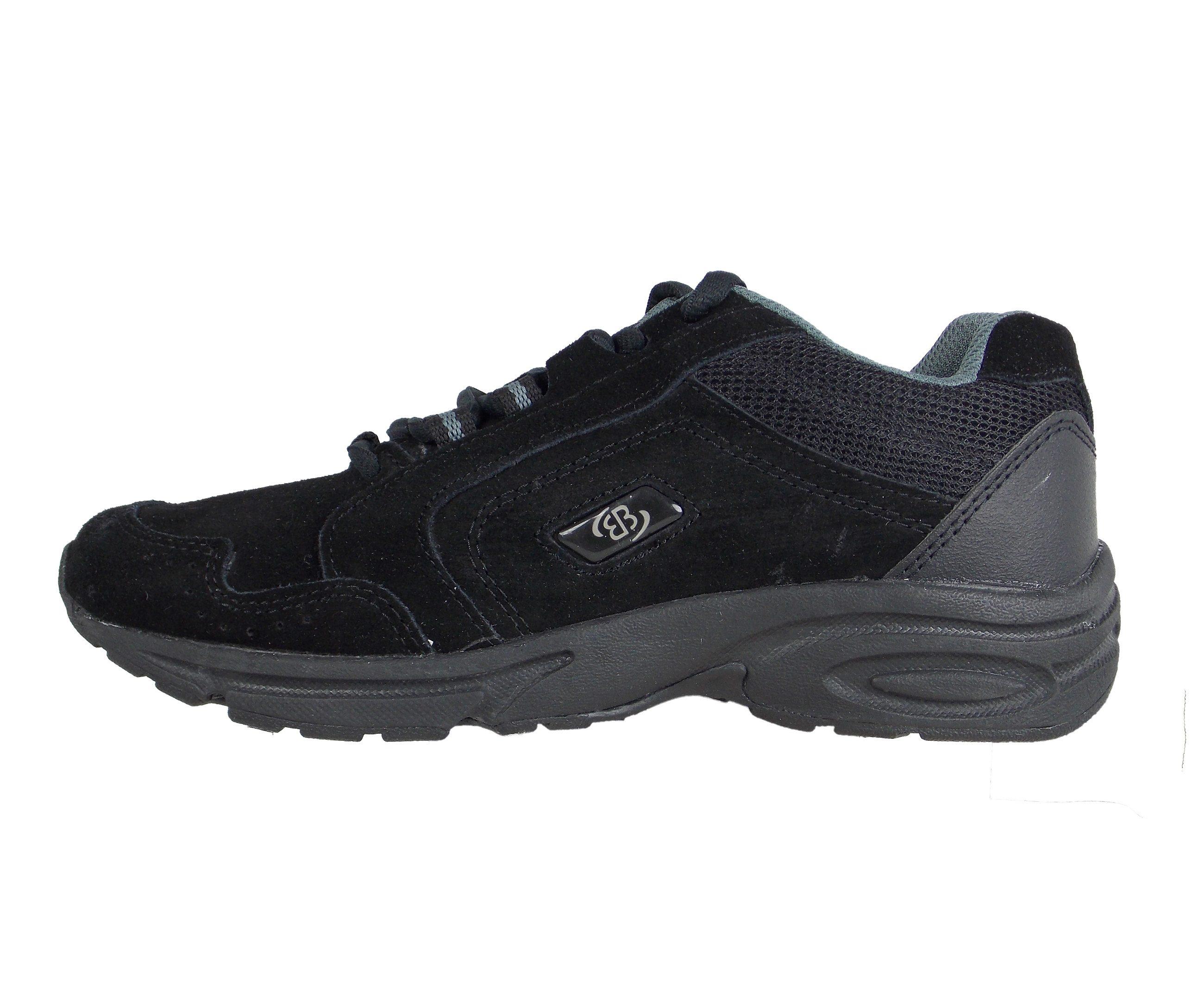 Brütting Nordic Walking Schuh mit dämpfungsaktiver Laufsohle CIRCLE online kaufen  SCHWARZ#ft5_slash#SILBER