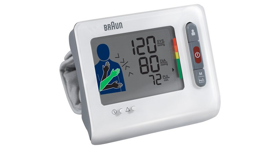 Braun Blutdruckmessgerät VitalScan5 BPW 4100