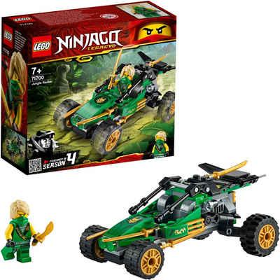 LEGO® Konstruktionsspielsteine »Lloyds Dschungelräuber (71700), LEGO® NINJAGO®«, (127 St), Made in Europe
