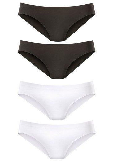 LASCANA Bikinislips (4 Stück)