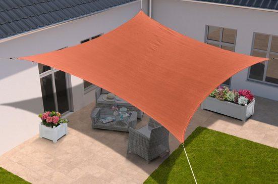 KONIFERA Sonnensegel »Viereck«, 300x250 cm, in verschied. Farben