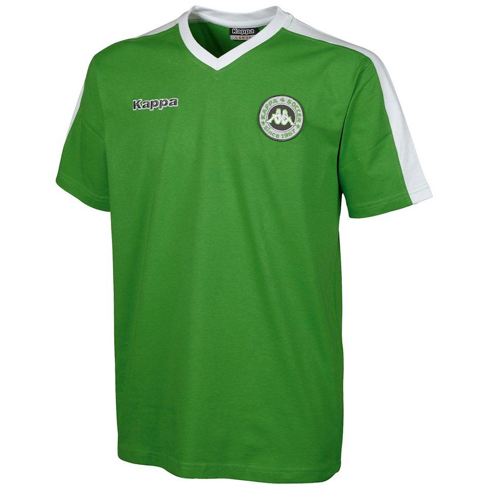 KAPPA T-Shirt »SOCCER T-SHIRT II« in classic green