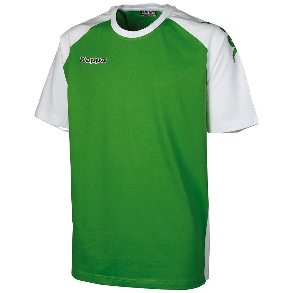 KAPPA T-Shirt »SOCCER T-SHIRT« in classic green
