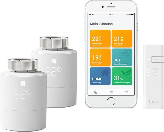Tado Smart-Home Starter-Set