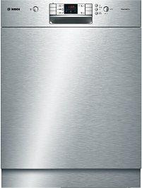 Bosch Unterbau-Geschirrspüler SMU57L15EU, A+, 11,8 Liter, 13 Maßgedecke in edelstahl