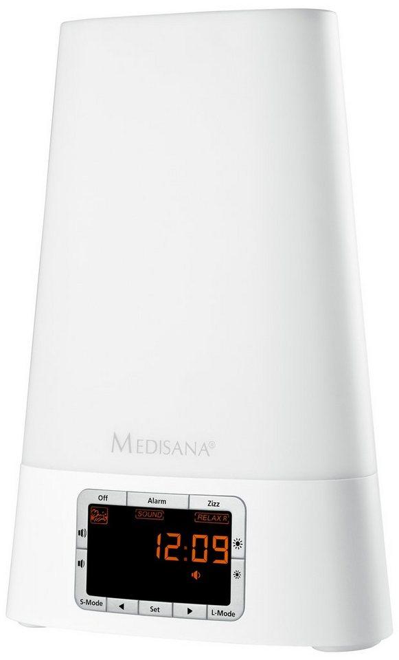Medisana, Lichtwecker, Wake Up Light WL 450