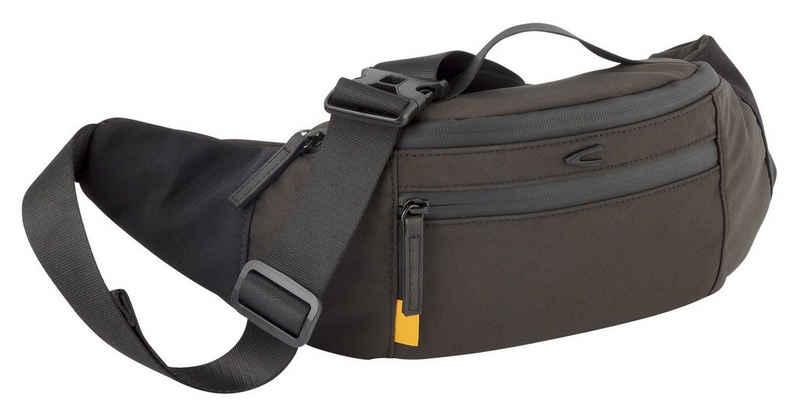 camel active Bauchtasche »Austin«, mit praktischer Reißverschluss-Vortasche