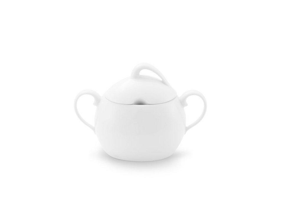 Friesland Zuckerdose »La-Belle, 0,3l« in weiß