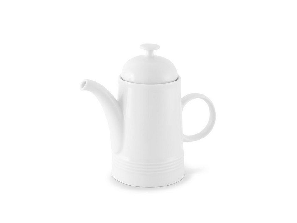 Friesland Kaffeekanne »Jeverland, 0,35l« in wei?