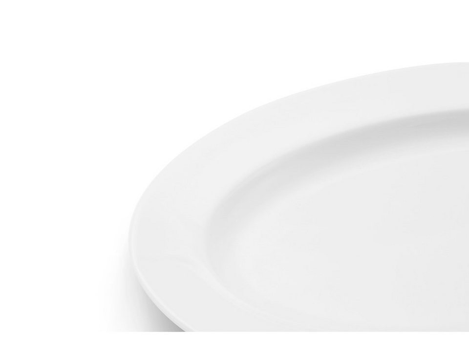 Friesland Platte »La-Belle, 24,5 cm« in wei?