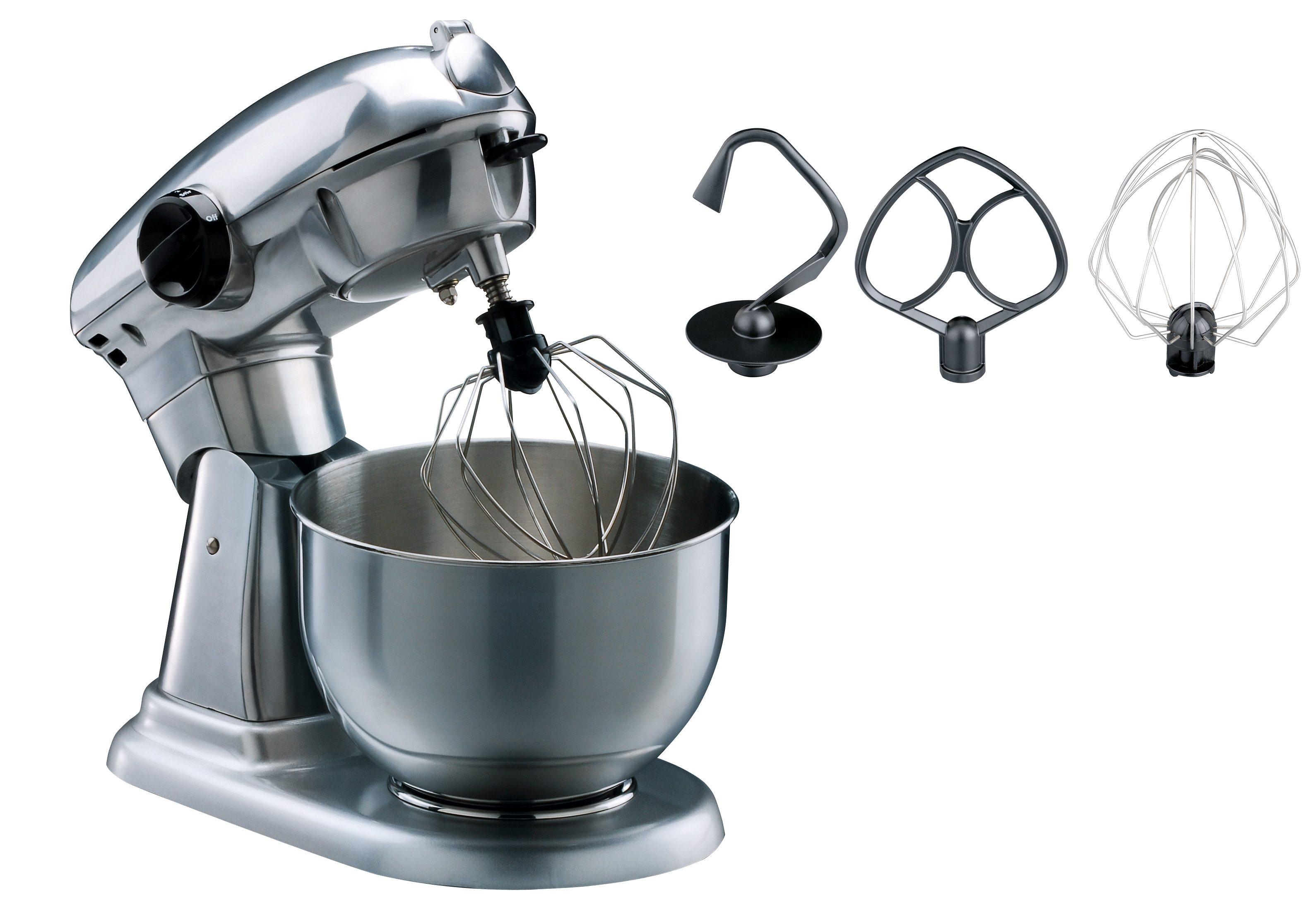 Gastroback Küchenmaschine Advanced 40969, 800 W, 6 l Schüssel