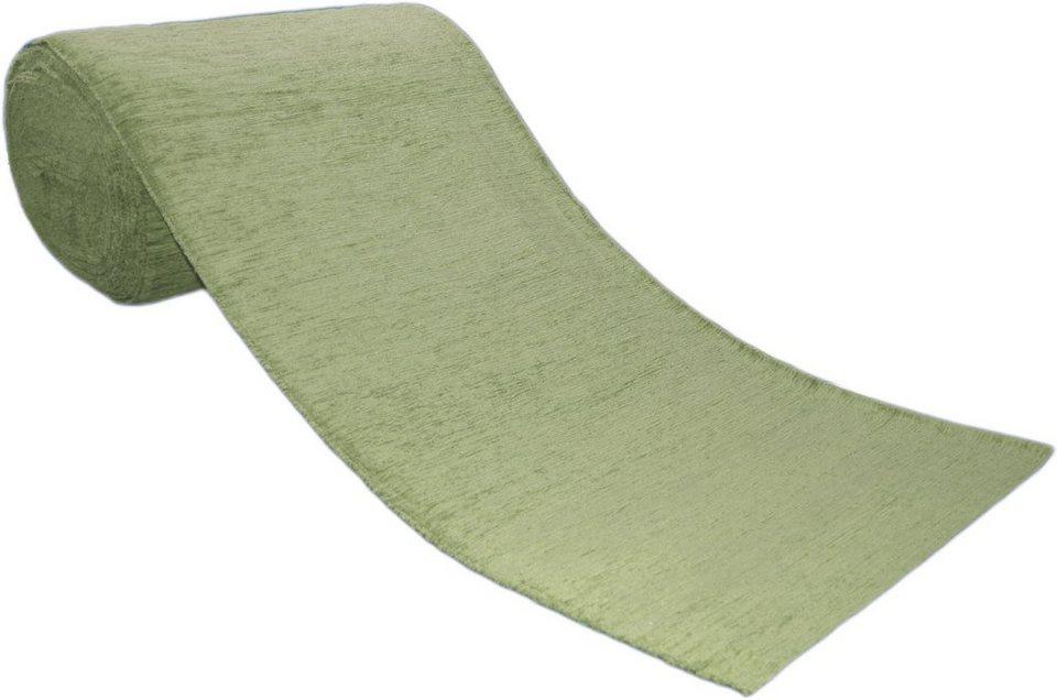 Gardinenstoff, Wirth, »Holmsund 368g/qm« in hellgrün