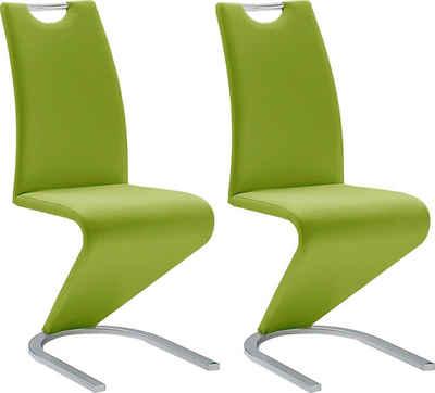 MCA furniture Freischwinger »Amado« 2er , 4er , 6er Set, Stuhl belastbar bis 120 Kg