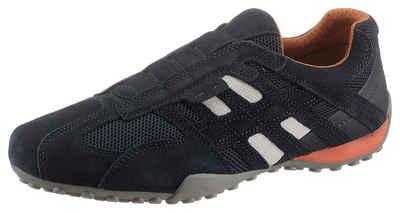 Geox »Snake« Slip-On Sneaker mit modischen Ziernähten und mit Geox Spezial Membrane