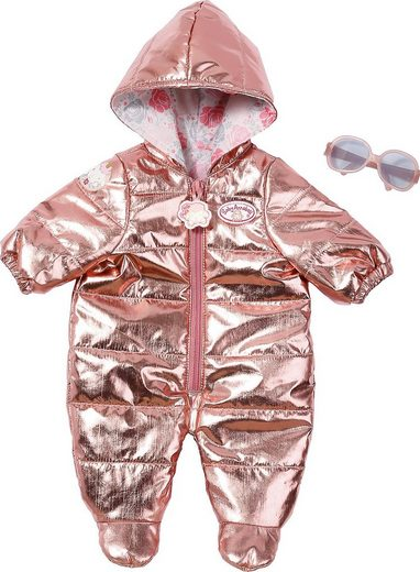 Zapf Creation® Puppenkleidung »Baby Annabell Deluxe Set Schneeanzug 43 cm«