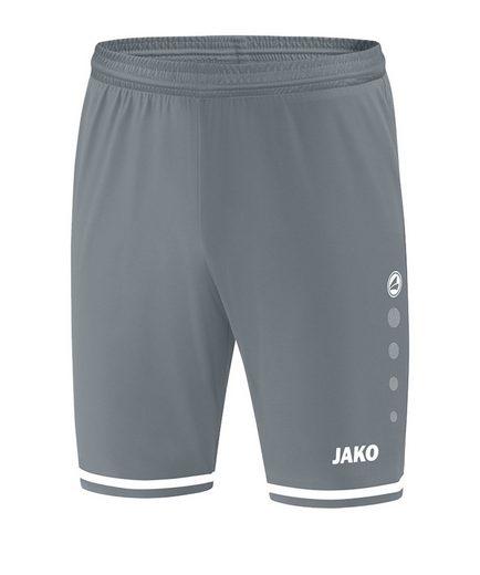 Jako Sporthose »Striker 2.0 Short Hose kurz Khaki«