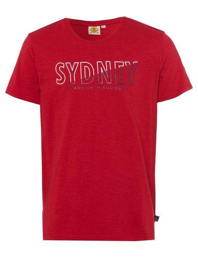ROADSIGN australia T-Shirt »Sydney City« (1-tlg) mit grafischem Sydney-Schriftzug