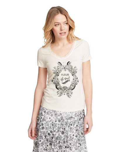 LINEA TESINI by Heine V-Shirt