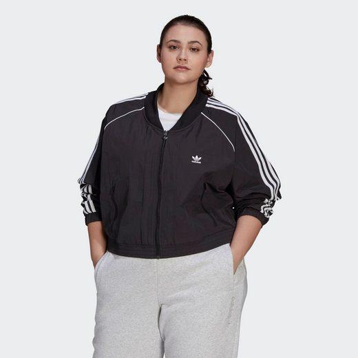 adidas Originals Trainingsanzug »Adicolor Classics Crop Originals Jacke«
