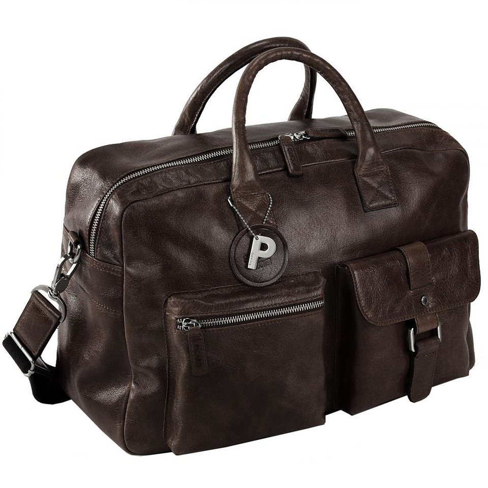 Picard Buddy Business-Tasche Leder 41 cm in cafe