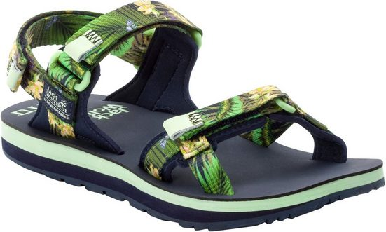 Jack Wolfskin »OUTFRESH DELUXE SANDAL X NAITO« Outdoorsandale