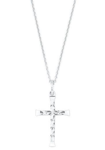 Amor Kette mit Anhänger »Kreuz, 2027085«
