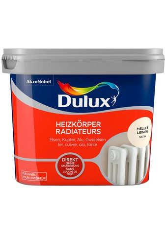 Dulux Heizkörperlack »Fresh Up« hell leinen ...