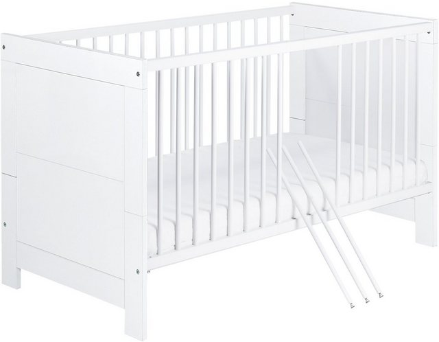 Babybetten - Schardt Babybett »Nordic White«, Made in Germany  - Onlineshop OTTO