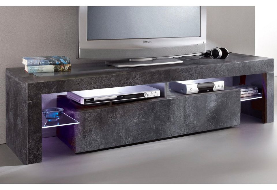 borchardt m bel tv lowboard breite 151 cm kaufen otto. Black Bedroom Furniture Sets. Home Design Ideas