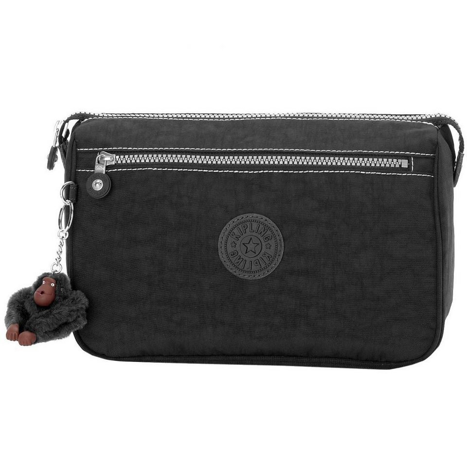 Kipling Basic Travel Puppy Kulturtasche 27 cm in black