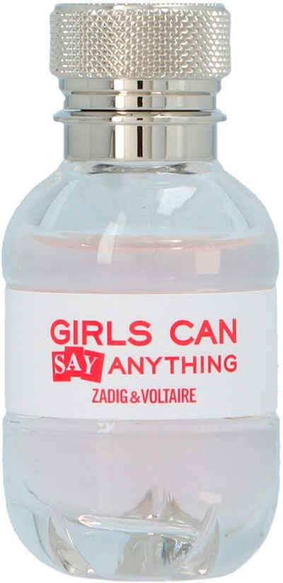 ZADIG & VOLTAIRE Eau de Parfum »Girls Can Say Anything«