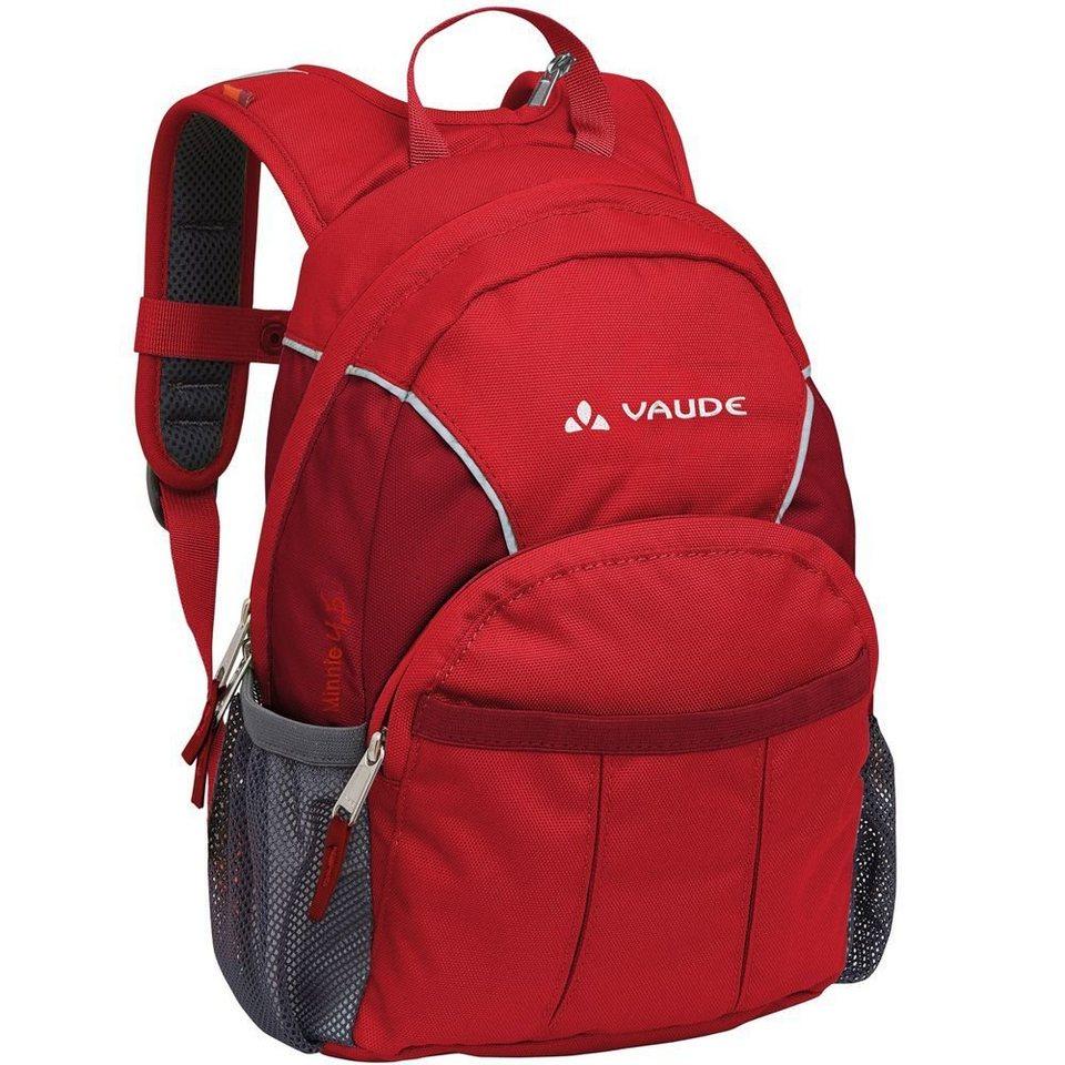 Vaude Kids Minnie 4,5 Rucksack 28 cm in salsa red