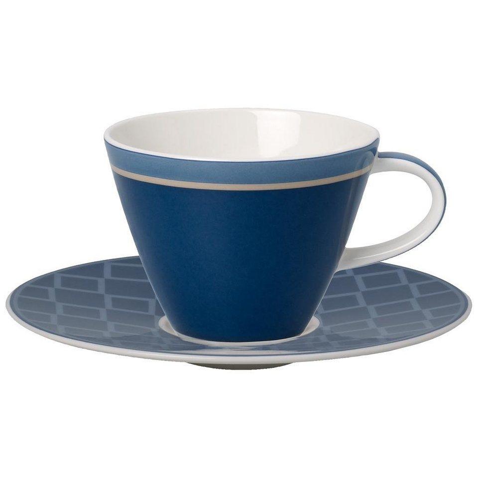 villeroy boch kaffeeobertasse caff club uni cornflower online kaufen otto. Black Bedroom Furniture Sets. Home Design Ideas