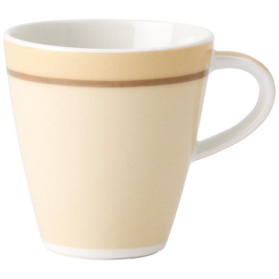 villeroy boch mokka espressoobertasse caff club uni vanille online kaufen otto. Black Bedroom Furniture Sets. Home Design Ideas