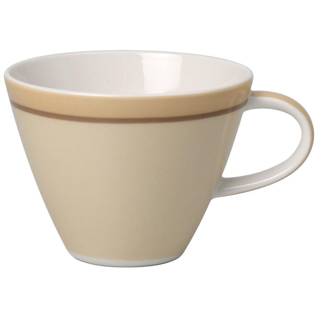 VILLEROY & BOCH Kaffeeobertasse »Caffè Club Uni vanille«