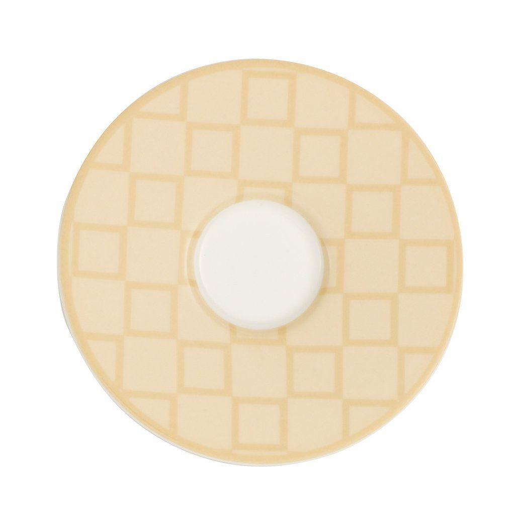 VILLEROY & BOCH Mokka-/Espressountertasse »Caffè Club Uni vanille«