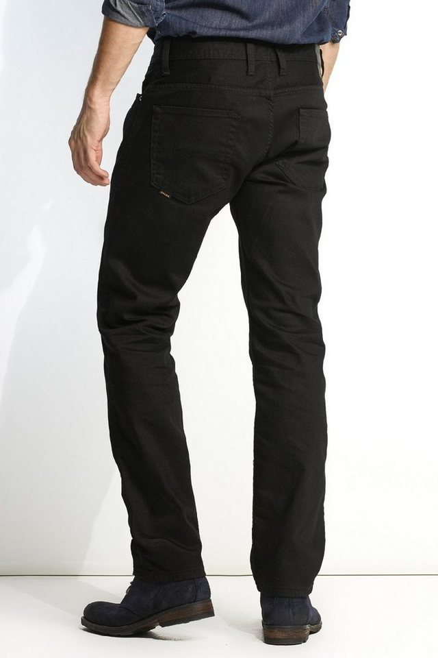 salsa jeans Jean »Tapered/ Lima« in Black