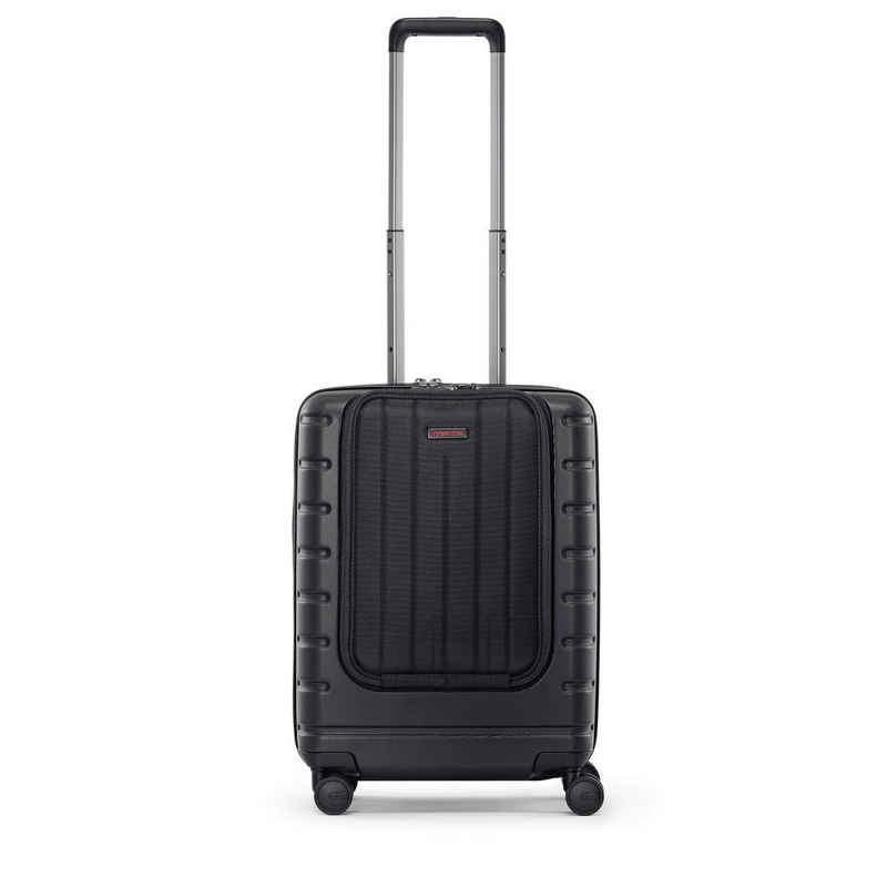 REISENTHEL® Reisetasche »boardcase with flap Koffer Iconic Shell Black 37 L«