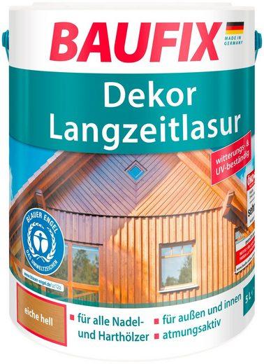 Baufix Holzschutzlasur »Helle Eiche«, 5 Liter, natur