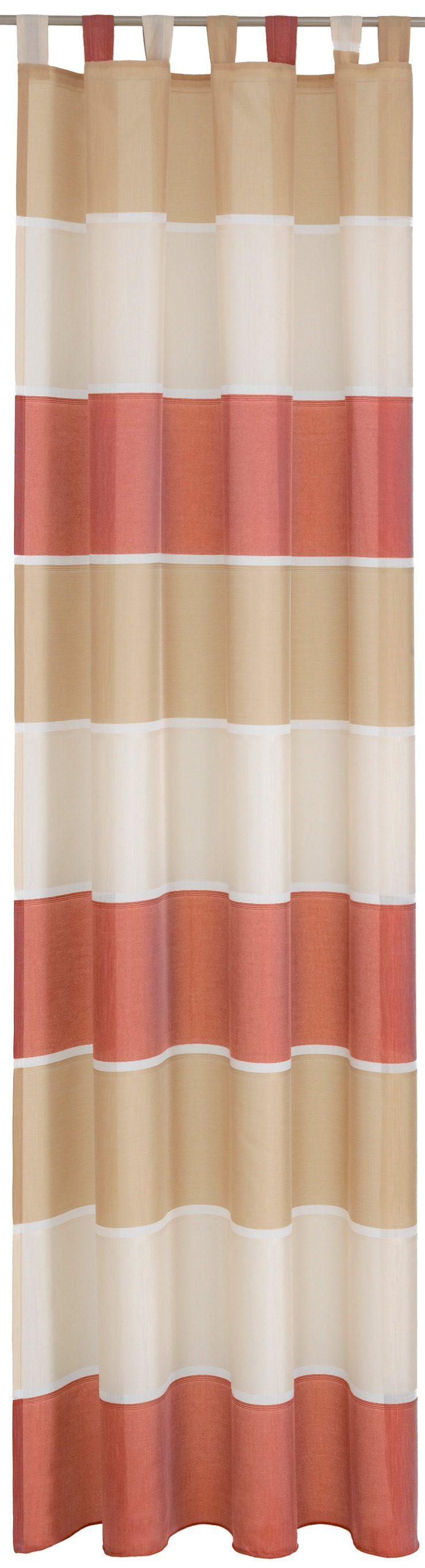 Vorhang, Deko trends, »Ravenna«, mit Schlaufen (1 Stück)