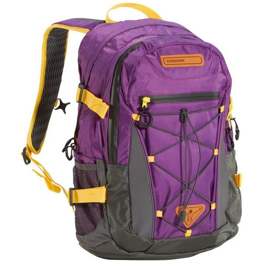 Chiemsee Laptoprucksack »The Funky and the LightyThe Funky and the Lighty«, Nylon