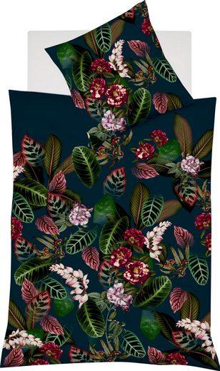 Wendebettwäsche »Bed Art 4166«, fleuresse, faszinierende Blättervielfalt