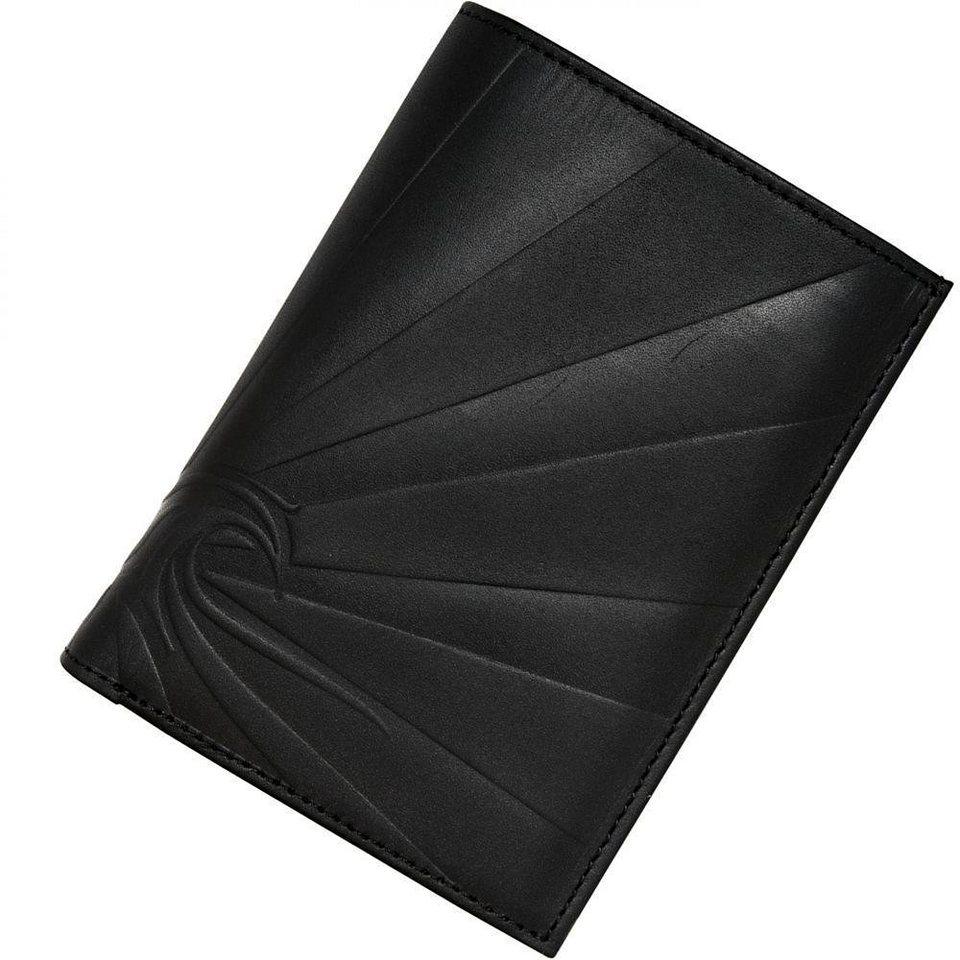 oxmox Leather Kombi-Geldbörse Leder 9,5 cm in surf