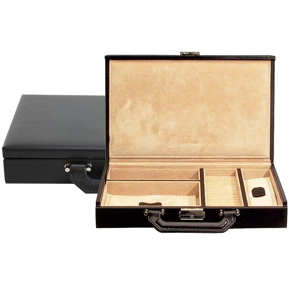 WINDROSE Ambiance Safekoffer 28 cm Leder